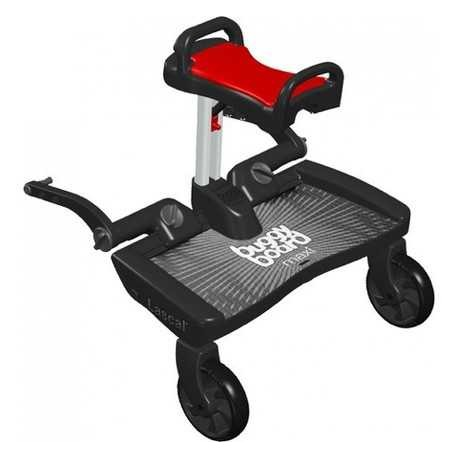 Patinete + asiento Lascal Buggy board